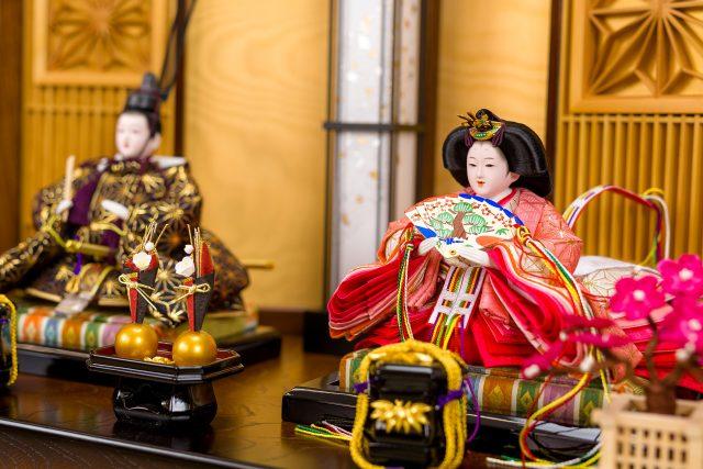 2018年度モデル!眞寿雛・特選雛人形の販売を開始しました