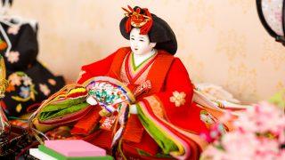 ひな人形を比較する時の第一印象は雛人形のお顔。雛人形は顔が命?