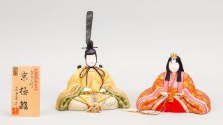 木目込み雛人形「真多呂」2018年度モデル販売開始