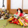 ワンランク上の小出松寿作の雛人形