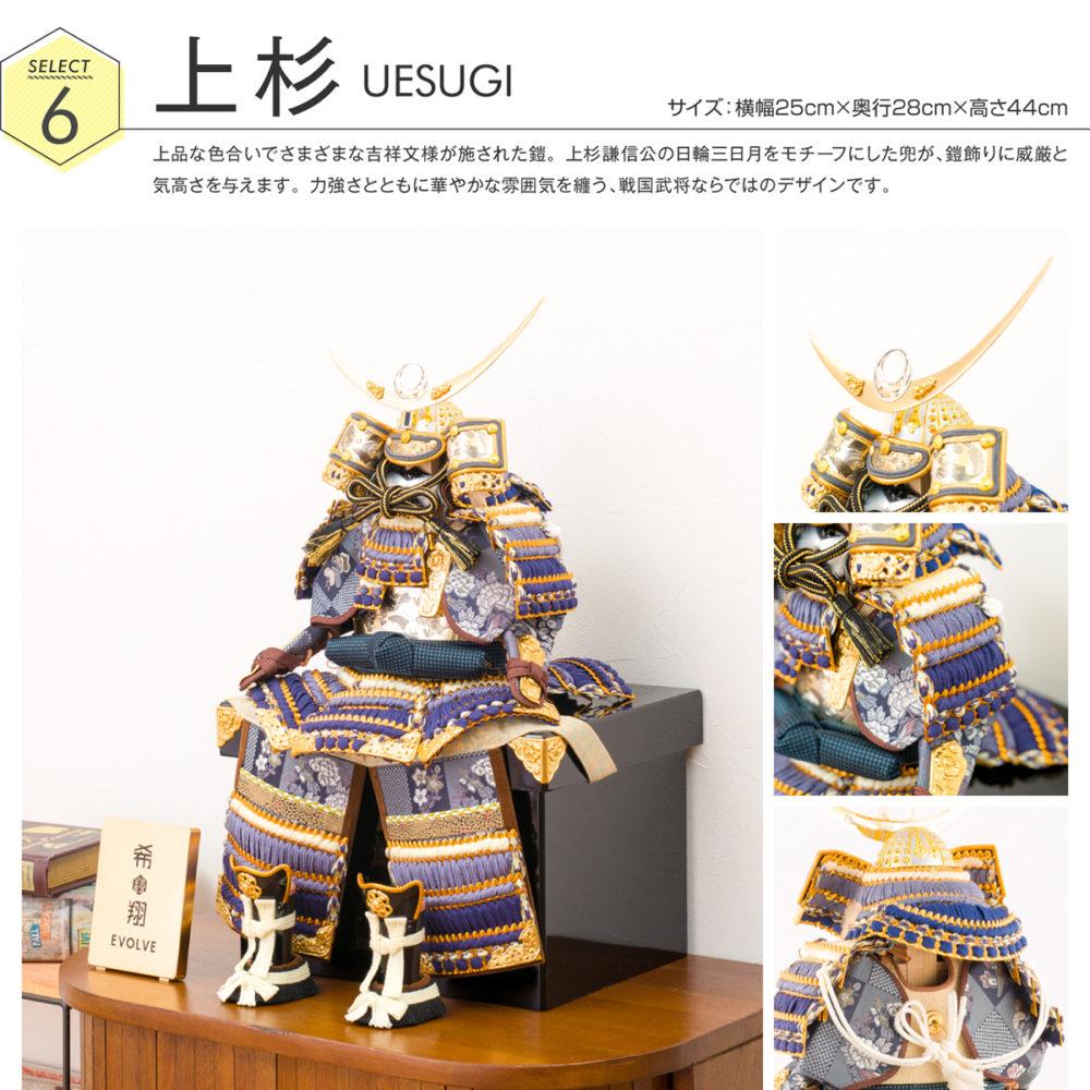 EVOLVE 鎧飾り MATATAKI