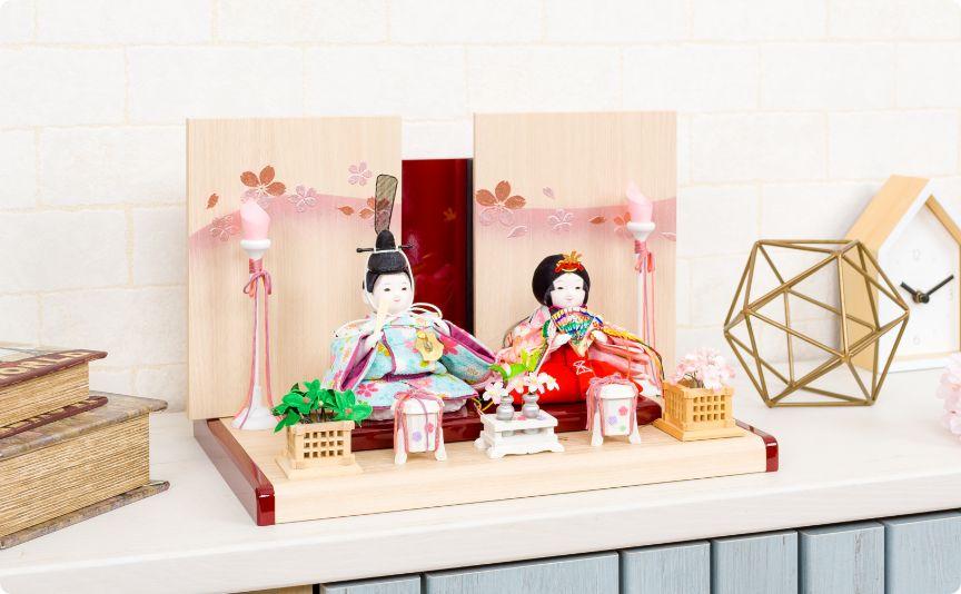 衣 Wood style -金彩舞桜-