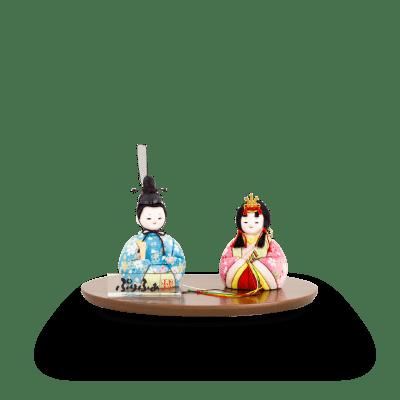 木目込み Halfmoon -半月- ウォールナット